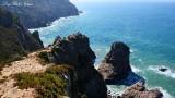 Cliff of Cabo Da Roca Portugal