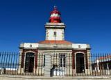 Cabo Da Roca Lighthouse Portugal