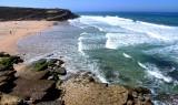 Beach Praia das Macas, Portugal