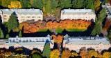 The Quad at University of Washington, Seattle, Washington