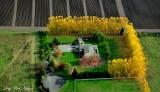 Yellow Wind Barrier, Orting, Washington