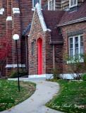 red door Iowa City Iowa