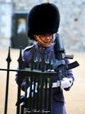 Windsor Castle Guard, England