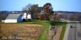 Large farm Iowa