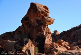 Sphinx of Valley of Fire Nevada