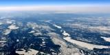 Landscape in Newfoundland and Labrador Canada