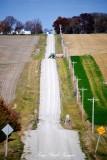 Uphill Jasper road,   NE Kalona Iowa