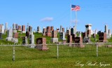 Grout Cemetery, Sharon, Iowa
