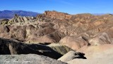 Gower Gulch, Black Mountains,  Death Valley National Park, California