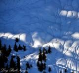 landscape on Crosby Mountain, Washington