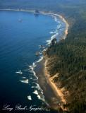 Scenic Flight Around Olympic Peninsula, Washington