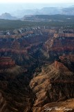 Natchi Canyon, Chuar Valley, Grand Canyon National Park,  Arizona