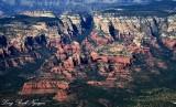 Red Rock Formation of Sedona, Arizona