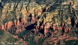 Sedona Red Rock Formation Arizona