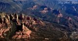 Sedona, Cathedral Rock, Red Rock Formation Arizona