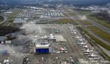 Paine Field Boeing Airplane Company Everett Washington