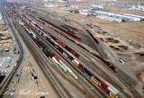 Rail Yard,Pasco, Washington