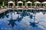 Reflection Pool, Four Seasons Resort, Kailua-Kona, Hawaii