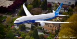 N789FT, Boeing 787-9 Dreamliner, Georgetown, Seattle, Washington
