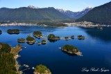 Sitka Crescent Bay, The Sisters Mt, Sitka, Southeast Alaska