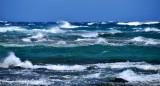 Rough Sea Big Island Hawaii