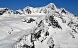 Mount La Perouse, La Perouse Glacier, Finger Glacier, Glacier Bay National Park,  Alaska