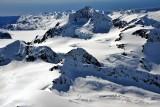Mt Reaburn, Chahmberlain Glacier, Brabazon Range, Alaska