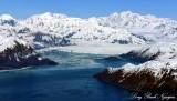 Disenchantment Bay, Hubbard Glacier, Mt Hubbard, Wrangell-Saint Elias National Park, Alaska
