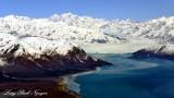 Disenchantment Bay, Hubbard Glacier, Mt Hubbard, Wrangell-Saint Elias National Park Alaska