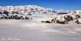 Malaspina Glacier, Seward Glacier, Mt Malaspina, Wrangell-Saint Elias National Park, Alaska