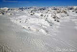 Yahtse Glacier, Saint Elias Mountians, Wrangell-Saint Elias National Park, Alaska