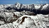 Mount Stuart, Glacier Peak, Cascade Mountains, Washington State