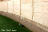 Wall of Missing, Normandy American Cemetery, Colleville-sur-Mer, Fance