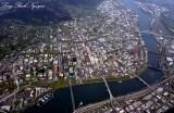 Downtown Portland, Willamette River, Oregon