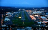 Boeing Field, King County International Airport, Mount Rainier, Seattle, Washington
