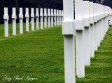 Eternal Resting Place, Normandy American Cemetery, Colleville-sur-Mer, France