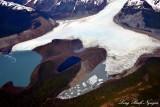 Finger Glacier, Fairweather Range, Glacier Bay National Park, Alaska