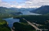 Lake Easton Interstate 90, Easton State Airport, Little Kachess Lake,  Washington