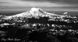 Mount Rainier, Crystal Mountain Ski Area, Cascade Mountains, Washington State