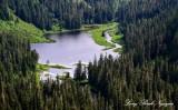 Sunday Lake, Sunday Creek, Goat Mountain, Cascade Mountains, Washington