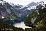Otter Lake, Iron Cap Mountain, Cascade Mountains, Washington