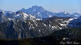 Mount Stuart, Cascade Mountains, Washington