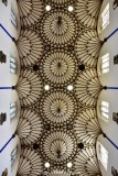 St Johns Episcopal Church, Ceiling, Edinburgh, Scotland