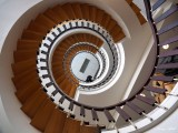 Nancy Spiral staircase