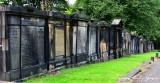The Parish Church of St Cuthbert Cemetery Scotland UK