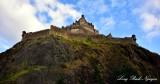 Edinburgh Castle Edinburgh Scotland UK