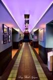 Hallway in The Hub Edinburgh UK