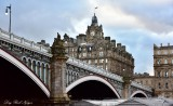 North Bridge The Balmoral National Archives of Scotland UK