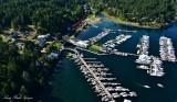 Roche Harbor Resort and Marina, San Juan Island, Washington