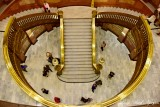 Colorado State Capitol Staircase, Denver